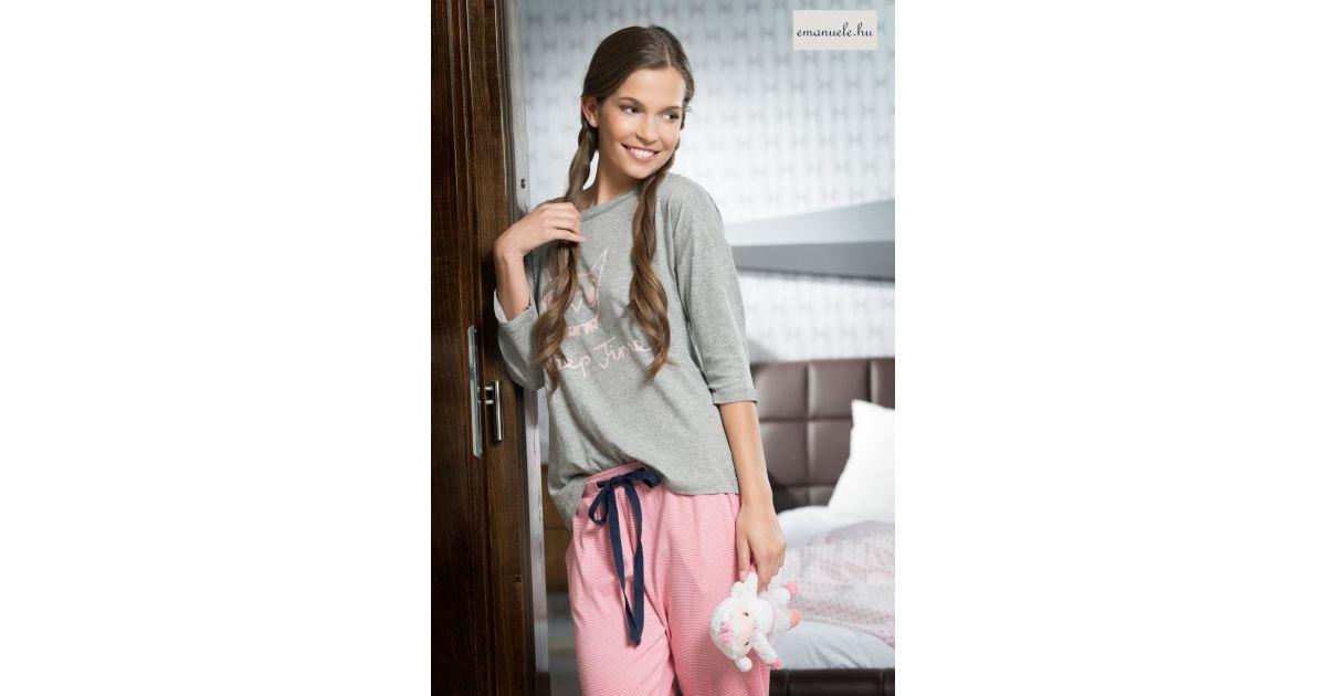női pizsama baglyos - Emanuele Üzlet és Webshop 8474b95506